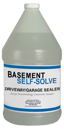 Driveway and Garage Floor Sealer