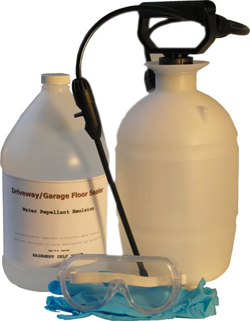 Driveway and Garage Floor Sealer KIT