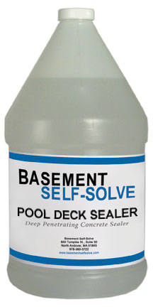Pool Deck Sealer